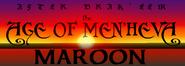 Age of Men'heva - Maroon