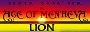 Age of Men'heva - Lion