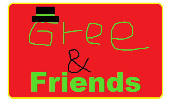 File:Gree and Friends Logo.png