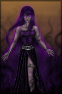 Nyx the dark goddess 2
