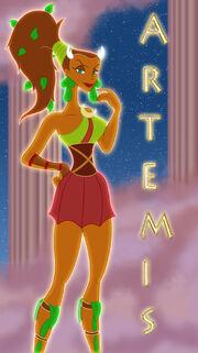 Artemis disney