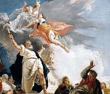 Artemis sacrifice