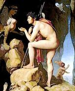 Oedipus-sphinx