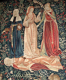 Fates tapestry