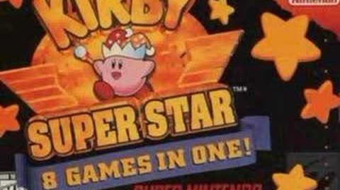 Marx's Theme Kirby Super Star Music