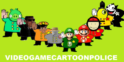 Videogamecartoonpolice logo by epicawesomeguy8403-d61tiw3