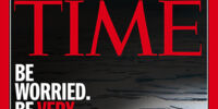 Time Magazine's Green Issue