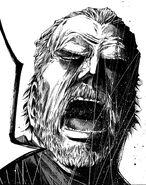 Gene angry