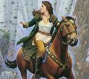 Green Rider Horses