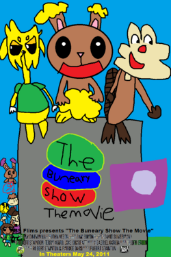 The Buneary Show The Movie Poster