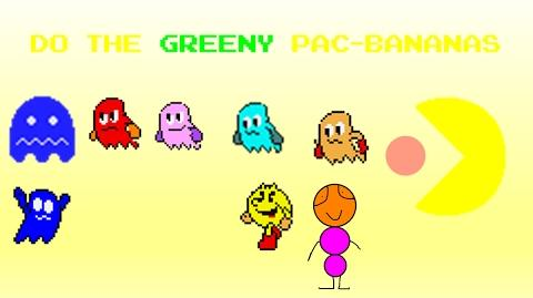 Do the Greeny Pac-Bananas (Version 2)