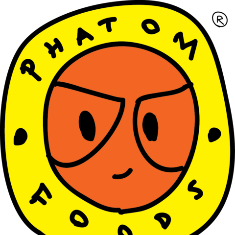 1997-1999. The design of the logo was used in the 1990s and 2000-2007. This version was used when Phatom Foods was owned by <b>Campbell Soup Company</b>, General Mills and GreenyWorld Studios.