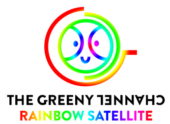 The Greeny Channel Rainbow Satellite