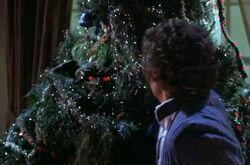 Christmas Tree Gremlin