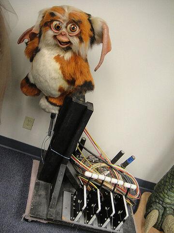 File:Electronic Daffy puppet.jpg