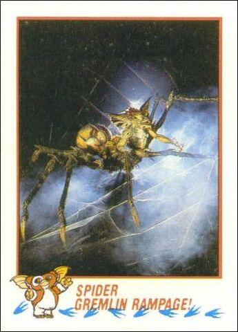 File:Topps Spider Gremlin Rampage!.jpg