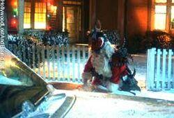 Santa gremlins
