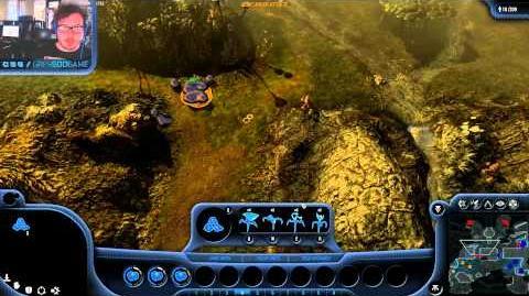 Grey Goo - Developer Gameplay Livestream - 2v2 Unranked - Team Tuxedo