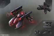GG Concept Gladius