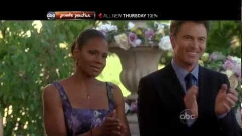 "Private Practice 4x12 ""Heaven Can Wait"" Promo 2 Cheater"