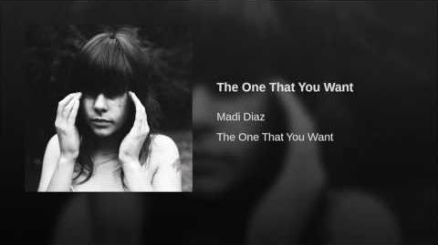 """""""The One That You Want"""" - Madi Diaz"""