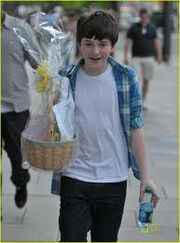 Happy easter greyson chance