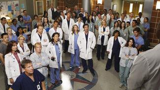 GreyS Anatomy Personen