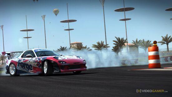 Mazda RX-7 (FD3S) Drift Tuned