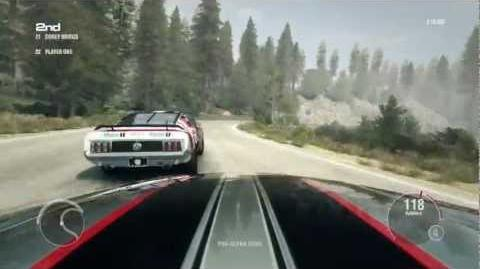 GRID 2 Official Gameplay - California Coast