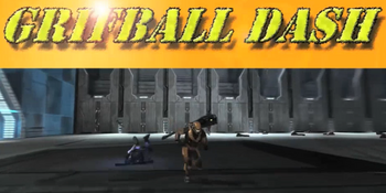 Grifball Dash