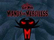 Mandy the Merciless Titlecard