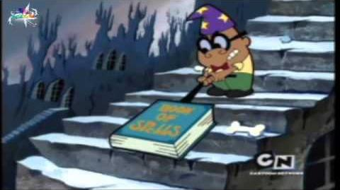 Billy and Mandy Season 1 episode 9 A Grim Suprise - Beasts and Barbarians