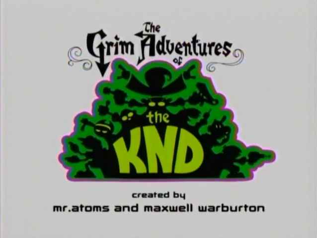 File:The Grim Adventures of the KND Titlecard.png