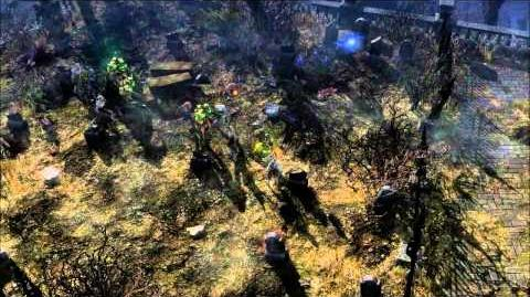 Grim Dawn Pre-Alpha Soldier Demolition Melee Build