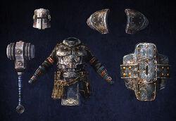 Guardsmans Raiment Concept