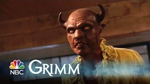 Grimm - Creature Profile Heftigauroch (Digital Exclusive)