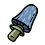 Blue shroom