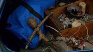 222-Baron Samedi's items in trunk