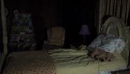 612-Bed in hidden underground room