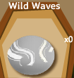 Wild Waves Face Paint