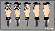 Kin's Character Sheets