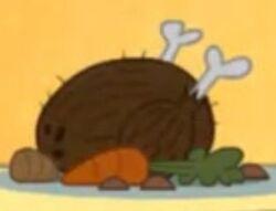 Coconut Turkey