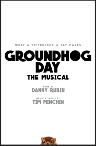 File:Groundhog Day Broadway second poster.png