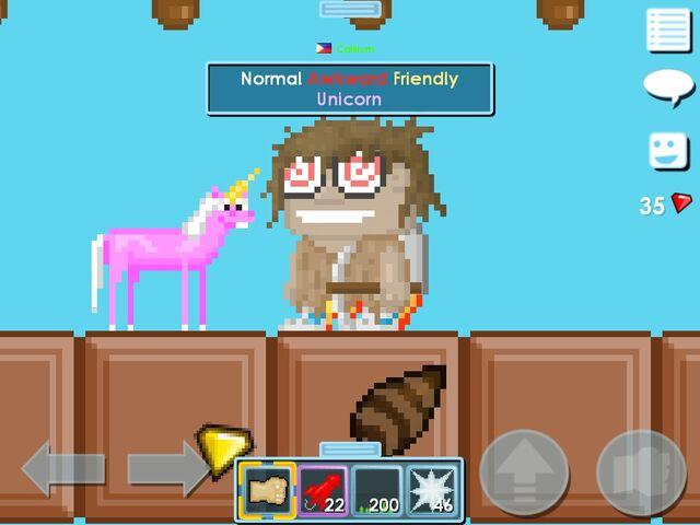 File:Awkward Friendly Unicorn.jpeg