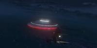 UFO at Beam Me Up