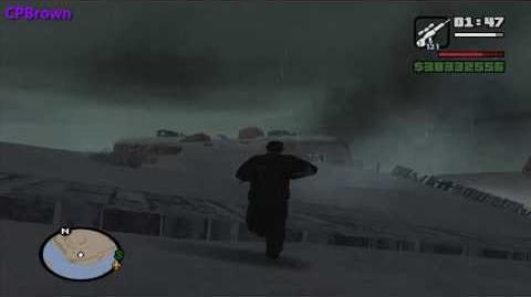 GTA San Andreas Myths EP2 Mothman-1