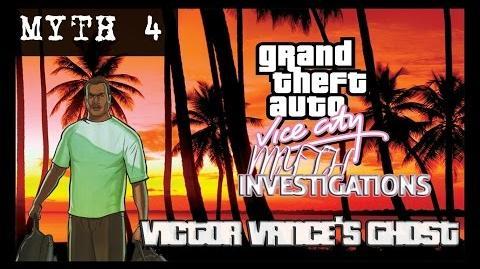 Grand Theft Auto Vice City Myth Investigations Myth 4 - Victor Vance's Ghost