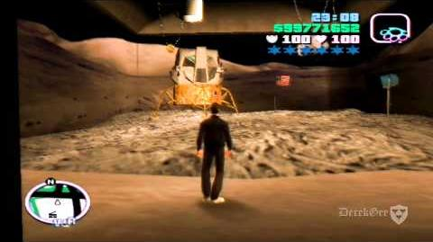Derek Gee - Fake Moon Landing Set (GTA Vice City)