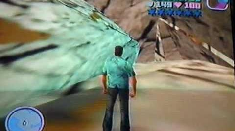 GTA Vice City Unter Sea Caves