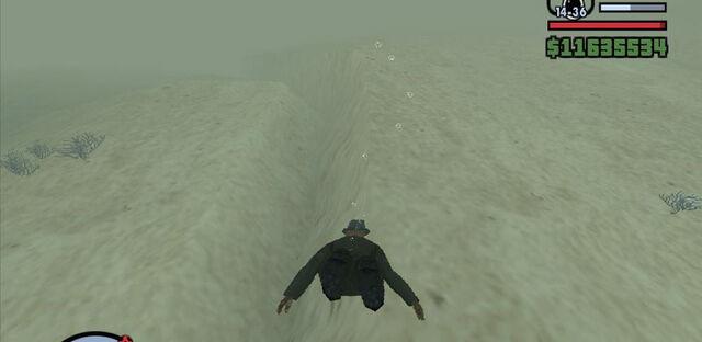 File:San Andreas Fault line.jpg